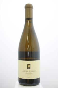 Alpha Omega Chardonnay Reserve 2018