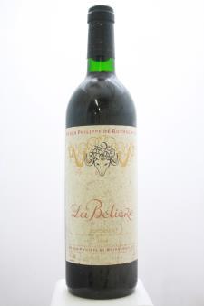 Baron Philippe de Rothschild La Beliere 1994