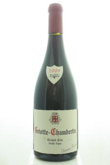 Domaine Fourrier Griotte-Chambertin Vieilles Vignes 2009