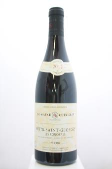 Robert Chevillon Nuits-Saint-Georges Les Roncieres 2012