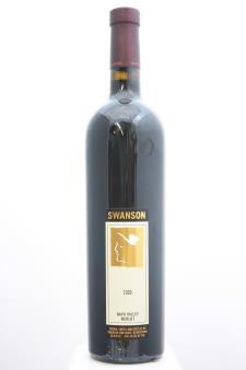 Swanson Vineyards Merlot Napa Valley 2000