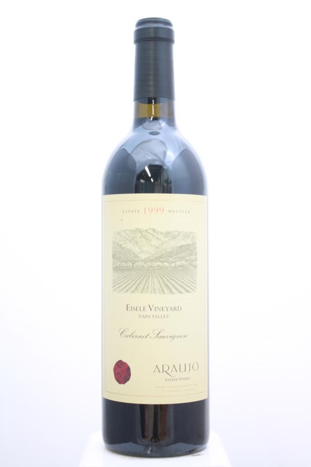 Araujo Estate Cabernet Sauvignon Eisele Vineyard 1999