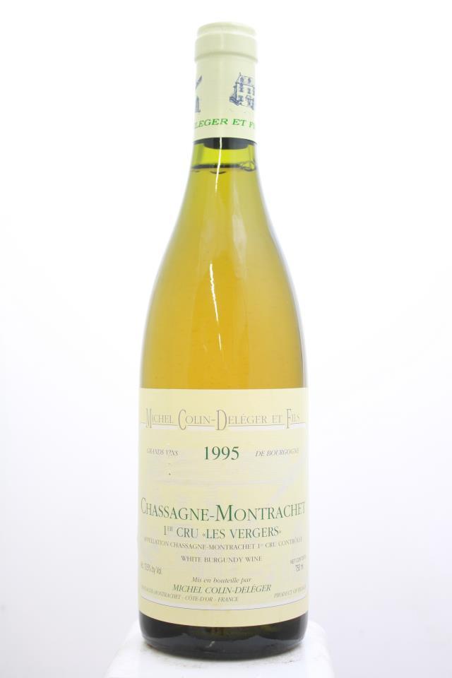 Michel Colin-Deleger Chassagne-Montrachet Les Vergers 1995