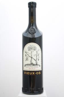 Schrader Zinfandel Black Sears Vineyard Vieux-OS Old Vine 2010
