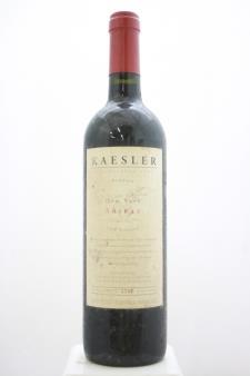 Kaesler Shiraz Old Vine 1998
