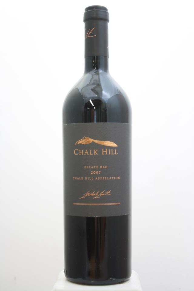 Chalk Hill Proprietary Red Estate 2007