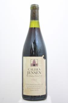 Calera Pinot Noir Jensen 1993