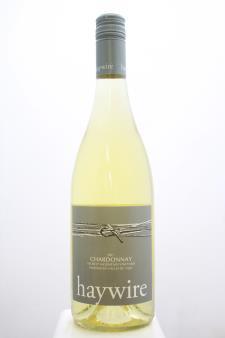 Okanagan Crush Pad Chardonnay Secrest Mountain Vineyard Haywire 2017