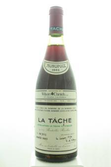 Domaine de la Romanée-Conti La Tâche 1985