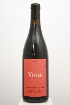 Stéphane Vivier Pinot Noir Gap