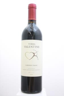 Terra Valentine Cabernet Franc 2015