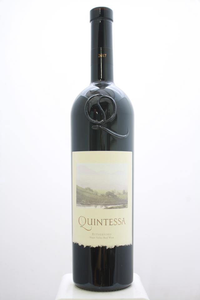 Quintessa Proprietary Red 2017