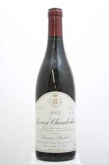 Domaine Bachelet Gevrey-Chambertin Vieilles Vignes 2002