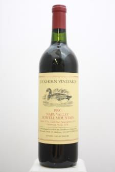 Duckhorn Proprietary Red Howell Mountain 1990