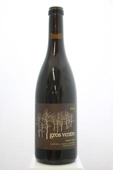 Gros Ventre Pinot Noir Campbell Ranch Vineyard 2016