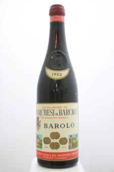 Marchesi di Barolo Gia Opera Pia Barolo 1953