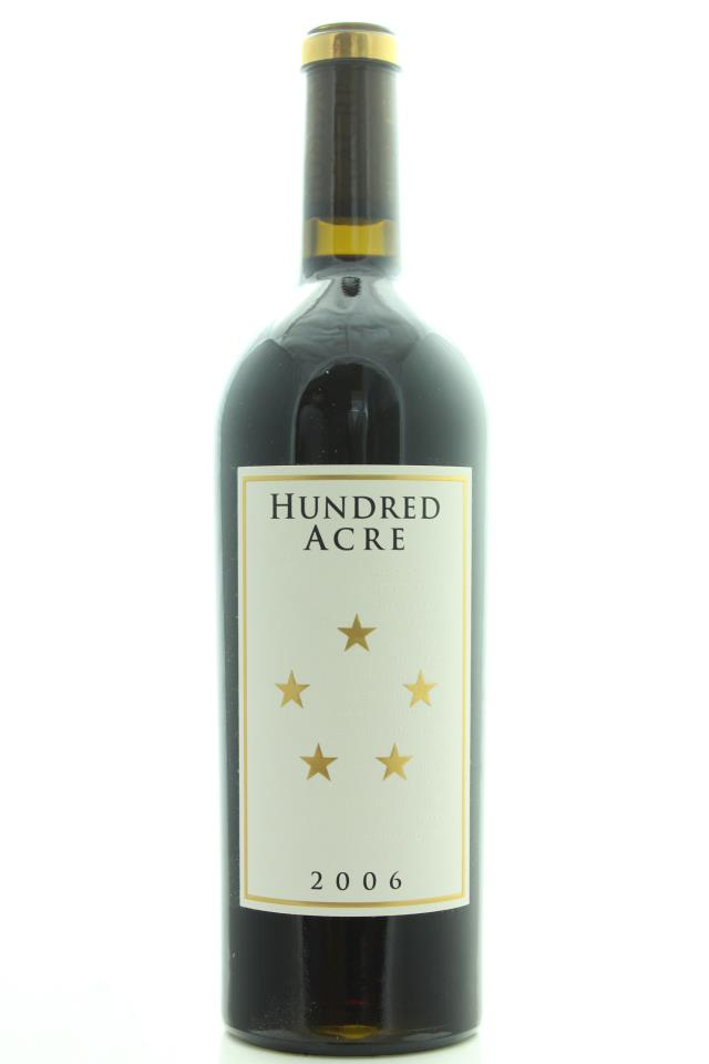 Hundred Acre Cabernet Sauvignon Deep Time 2006