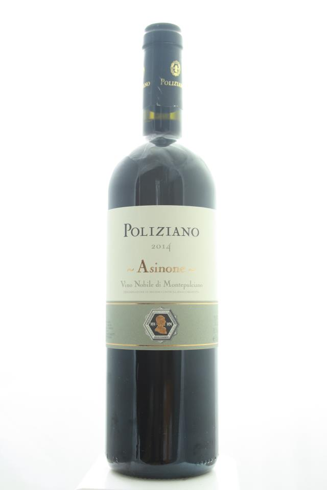 Poliziano Vino Nobile di Montepulciano Asinone 2014