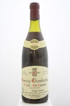 Philippe Leclerc Gevrey-Chambertin Les Cazetiers 1985