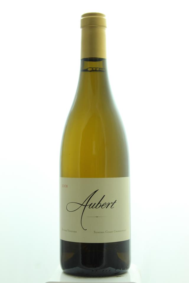 Aubert Chardonnay Ritchie Vineyard 2008