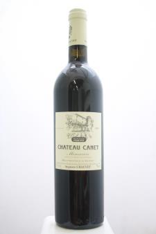 Augsute Chauvet Chateau Canet Minervois 1999