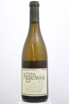 Kosta Browne Chardonnay One Sixteen 2016