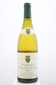 Charles de Valliere Bourgogne Hautes-Côtes de Nuits Muses Blanc 1995