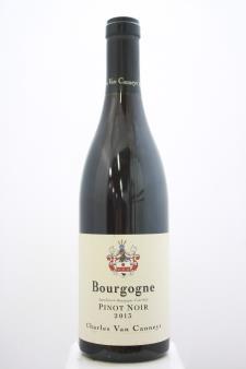 Charles Van Canneyt Bourgogne Rouge 2013