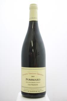Vincent Girardin Pommard Les Vignots 2005