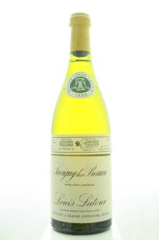 Louis Latour (Maison) Savigny-les-Beaune Blanc 1996