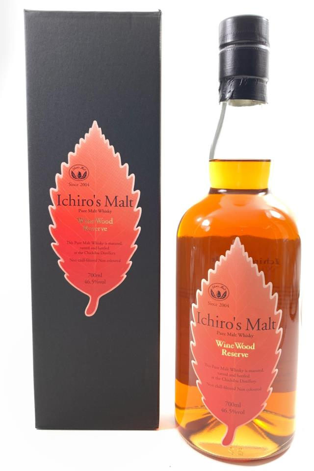 Ichiro's Malt Pure Malt Whisky Wine Wood Reserve NV