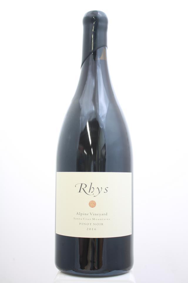 Rhys Pinot Noir Alpine Vineyard 2016