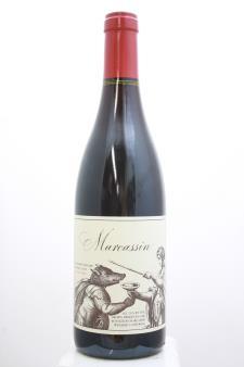 Marcassin Pinot Noir Marcassin Vineyard 2011