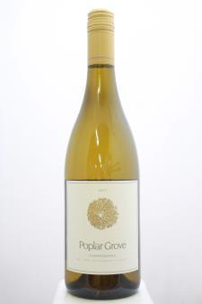 Poplar Grove Chardonnay 2017