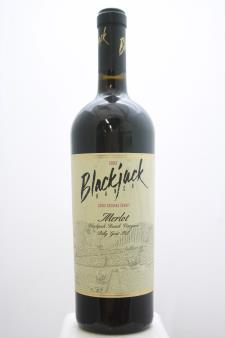 Blackjack Ranch Merlot Blackjack Ranch Vineyard Billy Goat Hill 2003