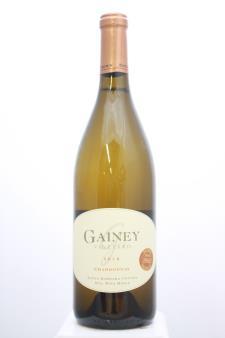 Gainey Vineyard Chardonnay 2016