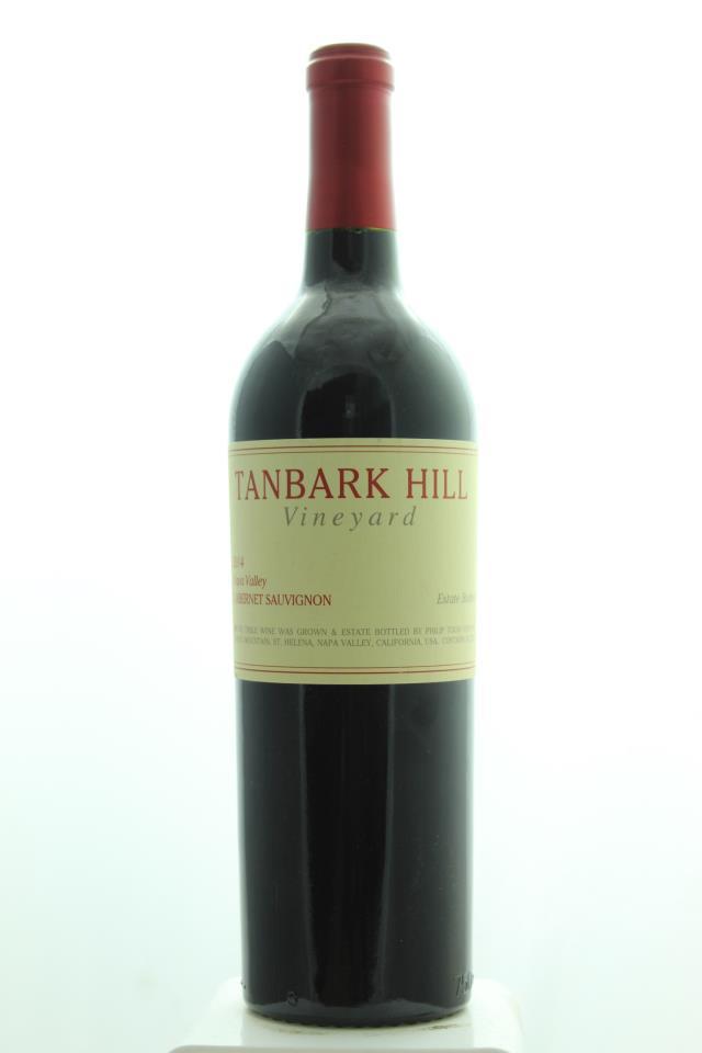 Philip Togni Vineyard Cabernet Sauvignon Estate Tanbark Hill Vineyard 2014