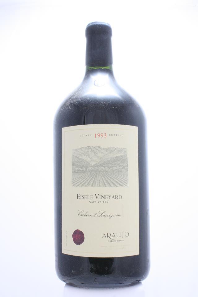 Araujo Estate Cabernet Sauvignon Eisele Vineyard 1993