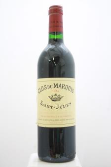 Clos du Marquis 1984