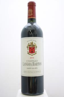 Langoa Barton 2010