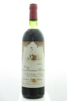 Mouton Baronne Philippe 1979