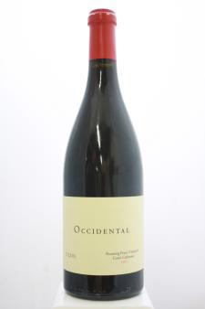 Occidental Pinot Noir Running Fence Vineyard Cuvée Catherine 2016