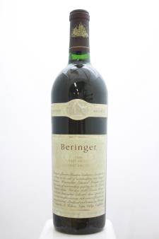 Beringer Vineyards Cabernet Sauvignon Private Reserve 1986