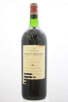 Maucaillou 1975