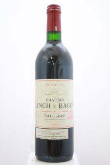 Lynch-Bages 1990