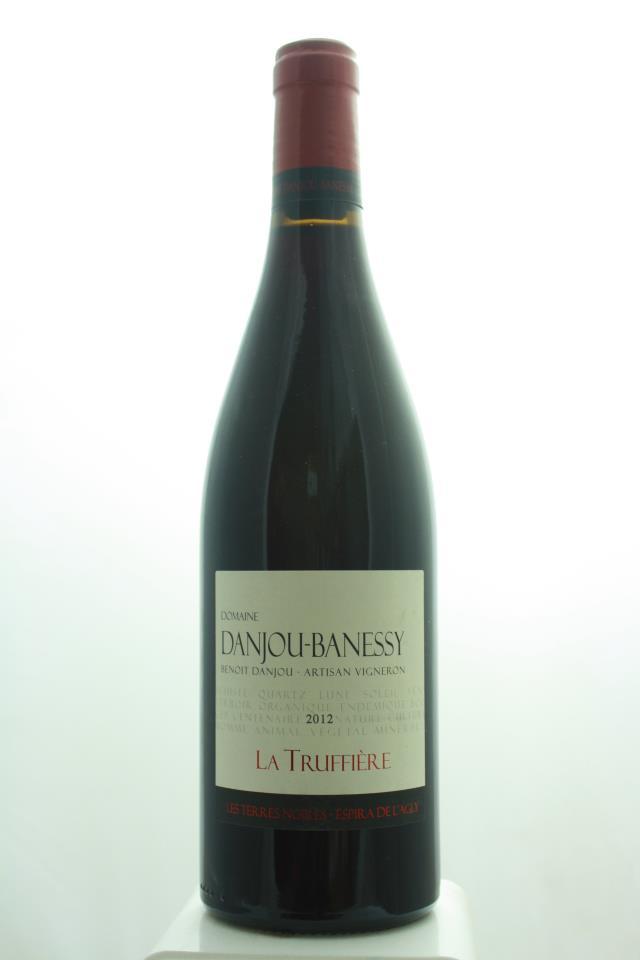 Domaine Danjou-Banessy Côtes Catalanes La Truffière Rouge 2012
