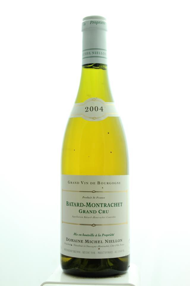 Michel Niellon Bâtard-Montrachet 2004
