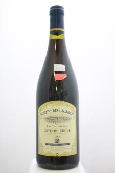 Domaine des Lauribert Côtes du Rhône Les Truffieres 2003