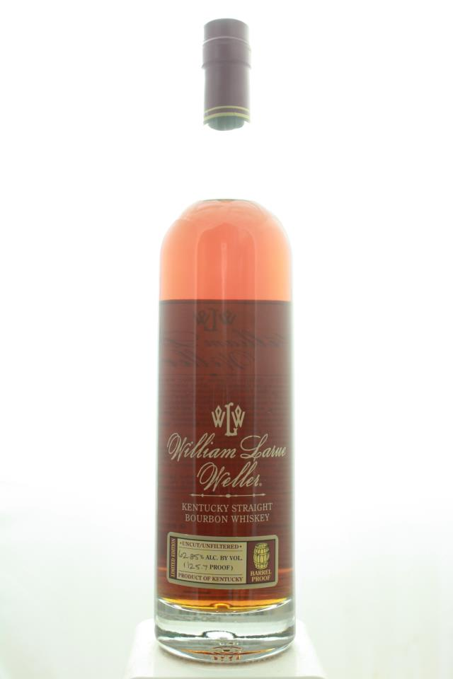 Buffalo Trace Distillery William Larue Weller Kentucky Straight Bourbon Whiskey Limited Edition Barrel Proof 2018