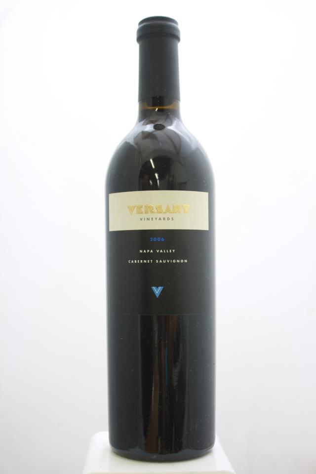 Versant Vineyards Cabernet Sauvignon 2006